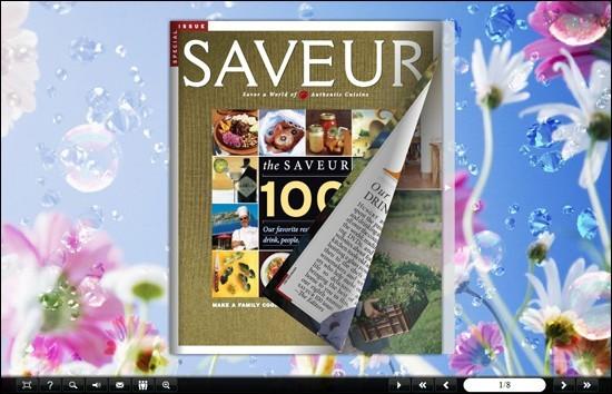 Brochure FlipBook Maker for IPAD