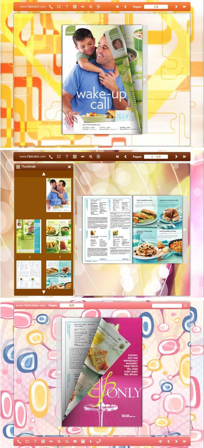 free pdf to flipbook software mac