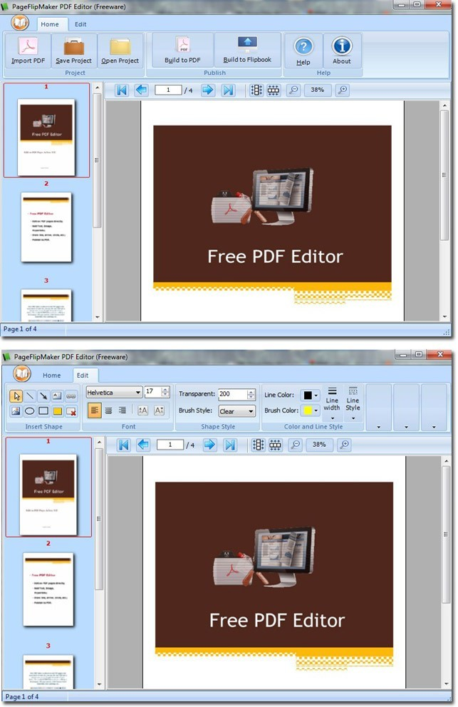 Free Pageflipmaker PDF Converter