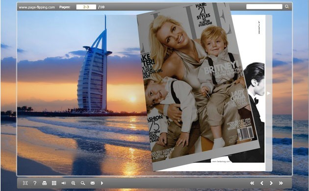 Free Online FlipBook Maker