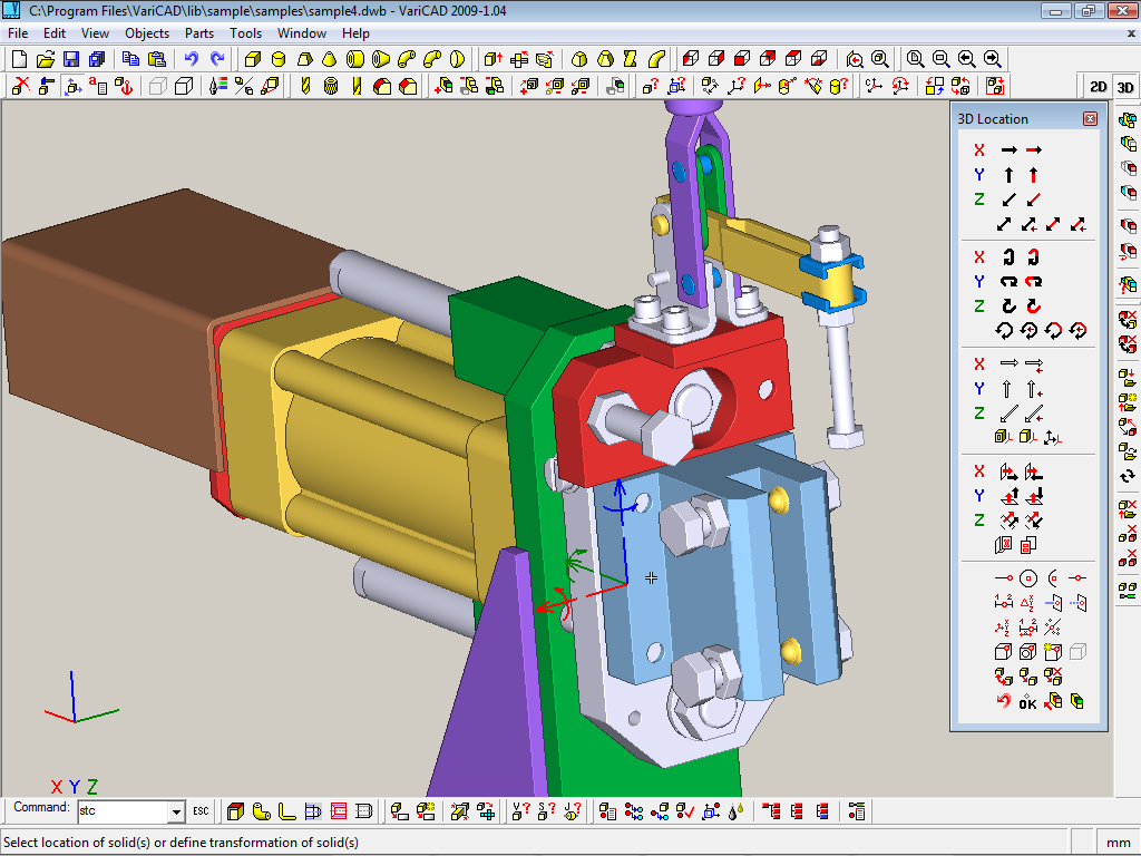 Mechanical Part - Free Mechanical Part Software Download