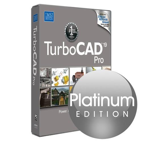 Download Free Turbocad Pro Platinum 19264bit By Imsidesign V10