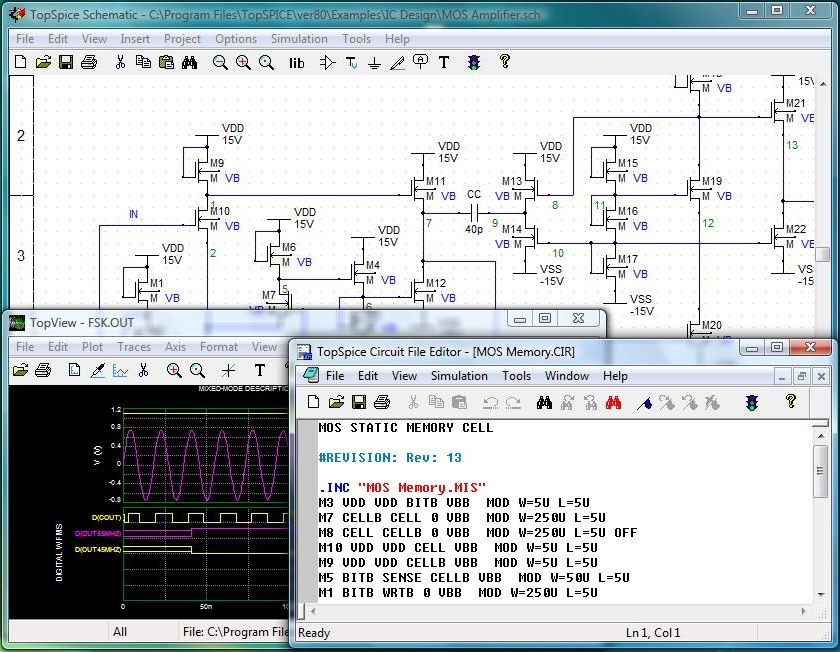 Electrical Circuit Simulator - Free Electrical Circuit Simulator ...