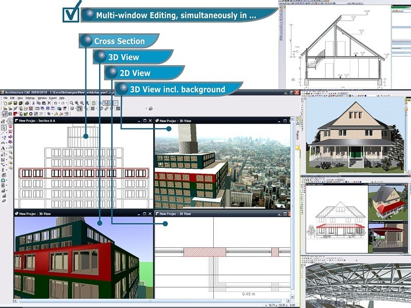 Download free ashampoo 3d cad architecture 4 by ashampoo Free architecture software