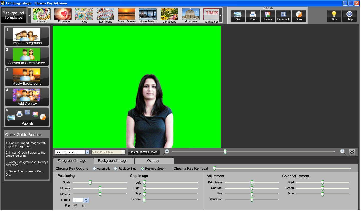 Chroma Key - Free Chroma Key Software Download1440