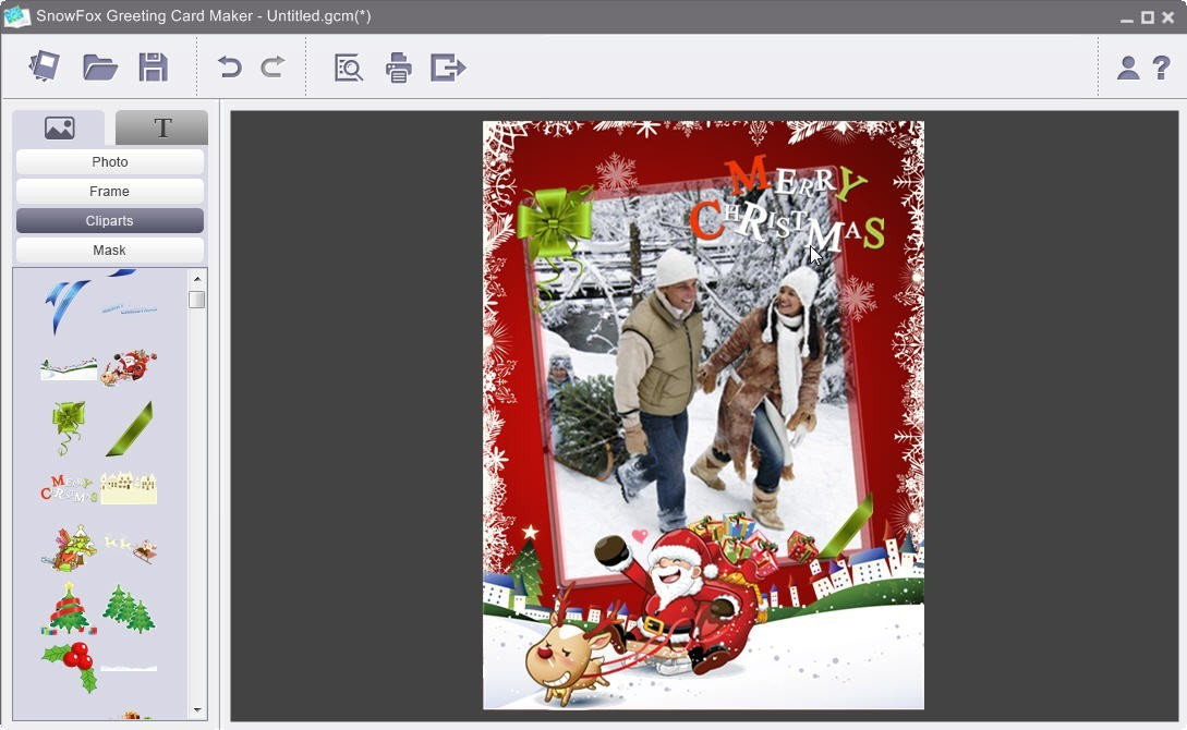 Free christmas card software marvelous greeting card software helps download free drpu greeting card maker software by drpu software m4hsunfo