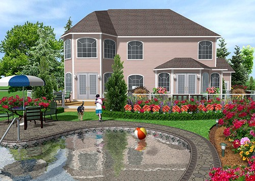Download free Realtime Landscaping Architect 206 Demo by