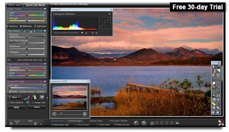 Sagelight 48-bit Image Editor Trial