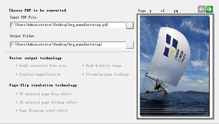 AXmag PDF to ebook Converter