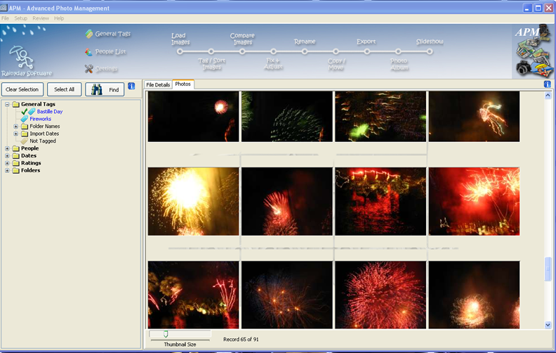APM - Advanced Photo Manager 1.02c