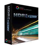 HDR Express for Mac OS X 2.1.0 B10028