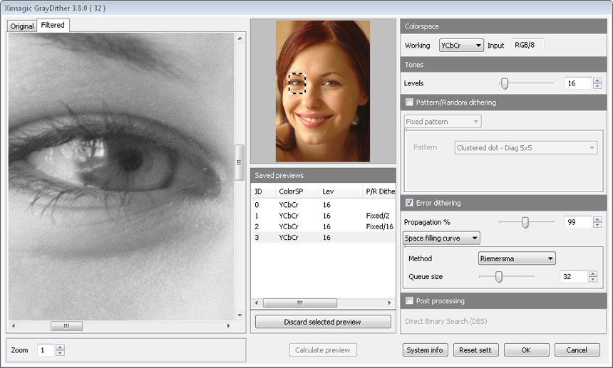 Ximagic GrayDither for Windows (x64 bit)