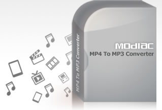 Modiac MP4 to MP3 Converter