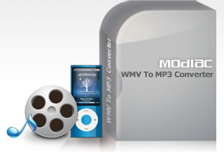 Modiac WMV to MP3 Converter