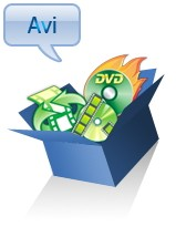 DVD AVI Burner Suite