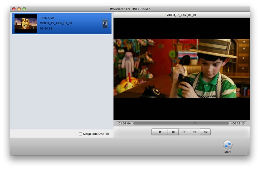 DVD Ripper to iMovie MP4 for Mac