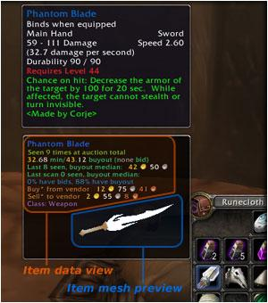 Download free Enchantrix addon for World of Warcraft by
