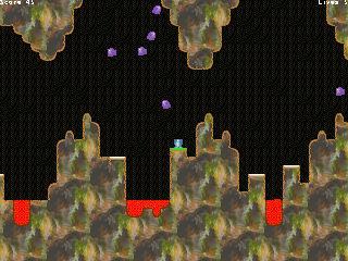 JGame - a Java engine for 2D games