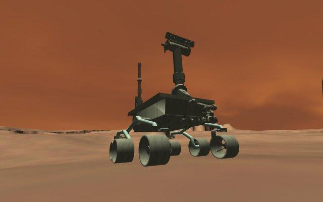 Mars Rover Simulator