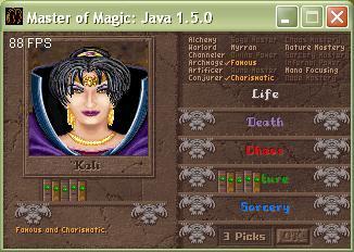 Master of Magic Shell