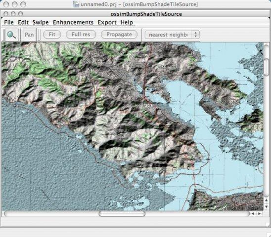 OSSIM - Open Source Software Image Map