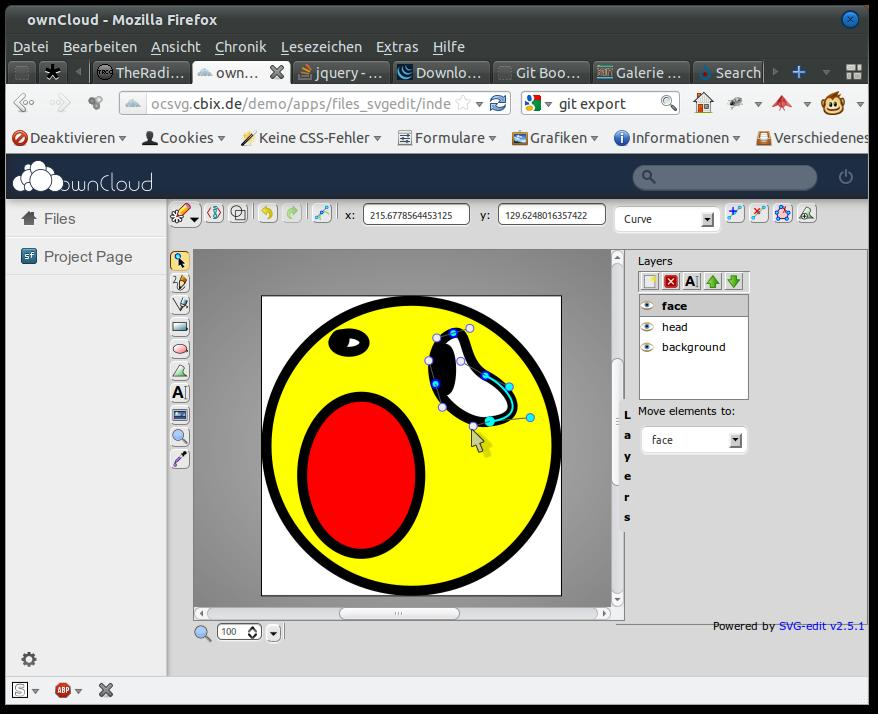 Download Free Svg Editor For Owncloud By V 0