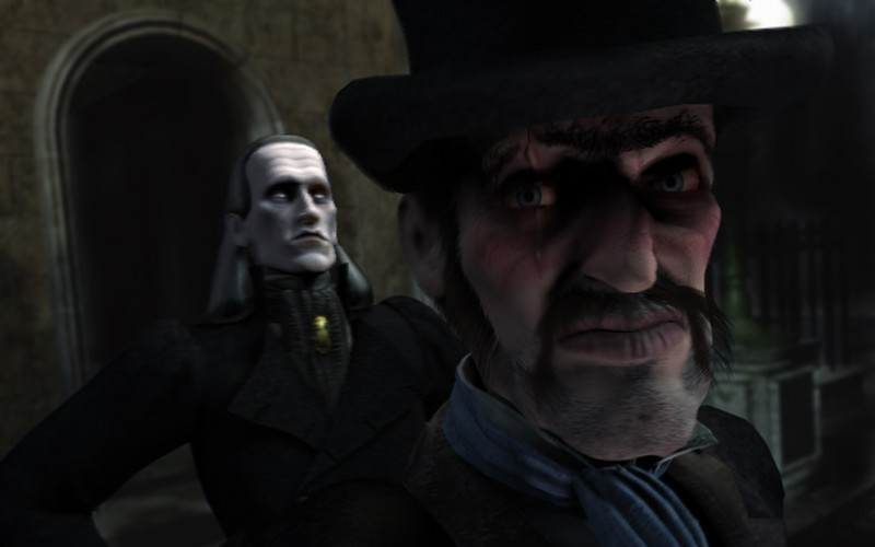 Dracula : The Last Sanctuary