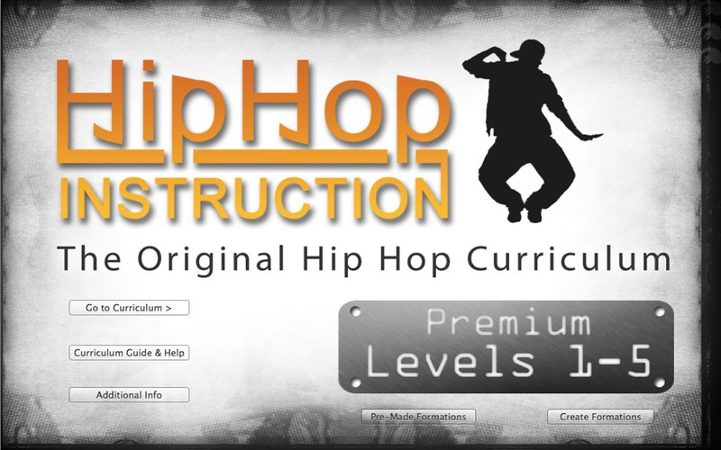 Hip Hop Instruction Premium Edition Curriculum + Extras!