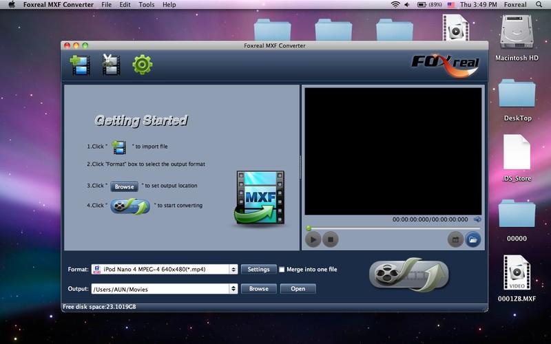 mxf file converter crack