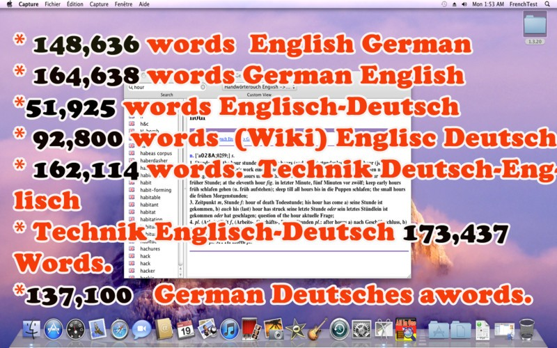 German Dictionary All In One
