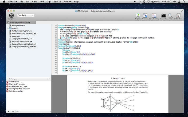 Free Latex Editor Software Download