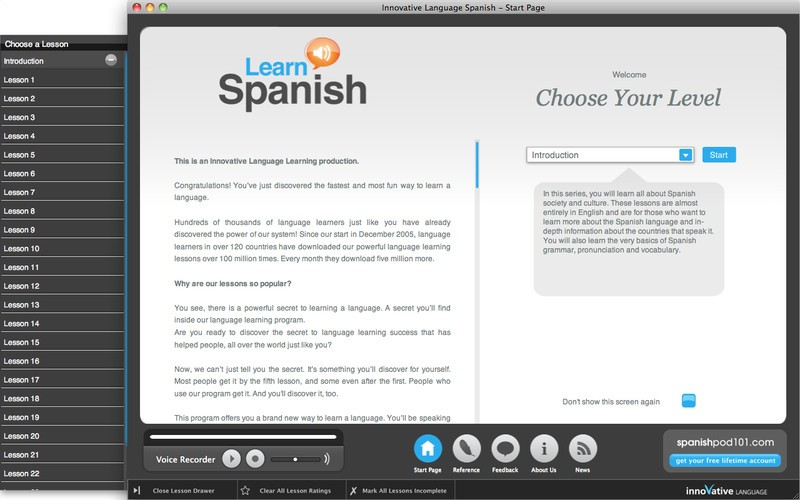 Learn Spanish - Level 1: Introduction to Spanish, Volume 1 ...