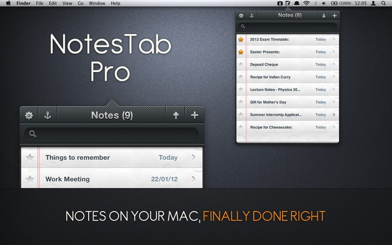 NotesTab Pro