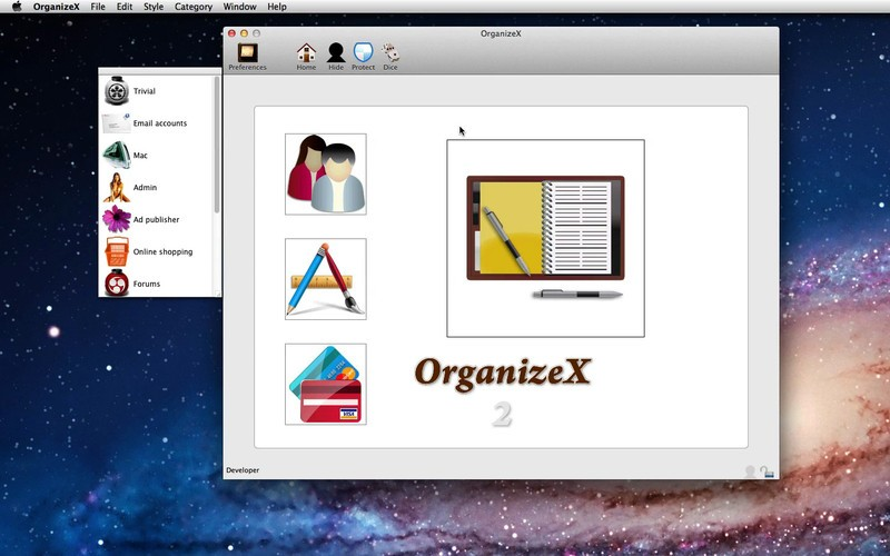 OrganizeX