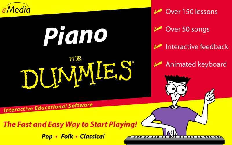 Download free Piano For Dummies by eMedia Music v 2 0 1