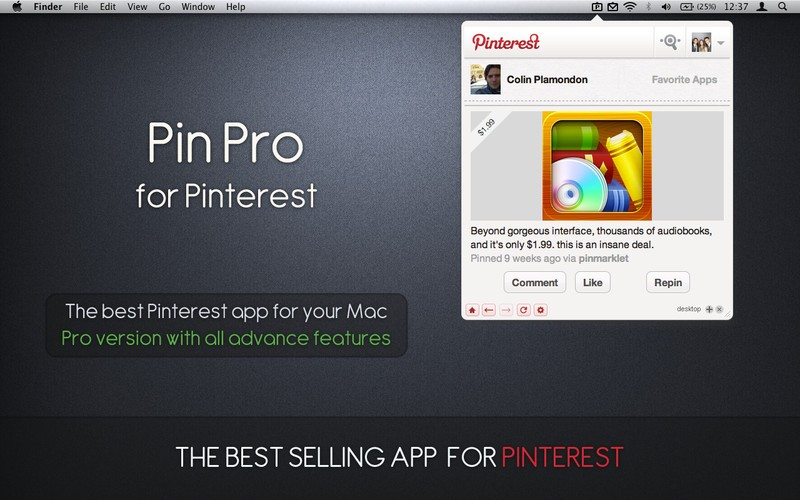 Pin Pro for Pinterest
