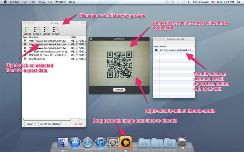 Download free QR Code Reader by ShopSavvy Inc  v 1 3 0 0 software 480746