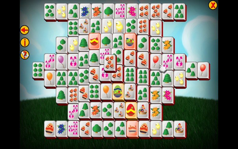Solitaire Mahjong - Easter
