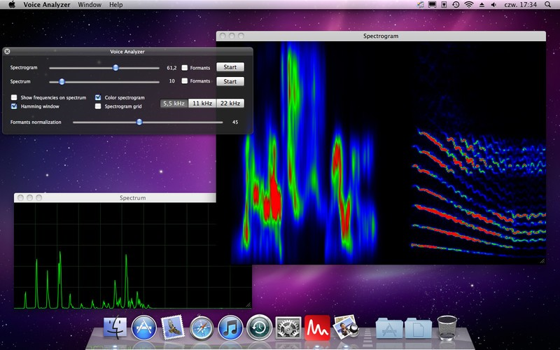 analysis & resynthesis sound spectrograph