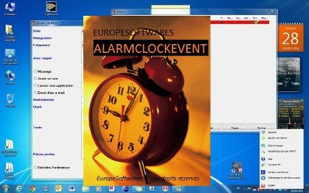 AlarmClockEvent