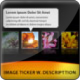 XML Image Ticker with Description
