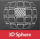 3D Sphere Gallery FX