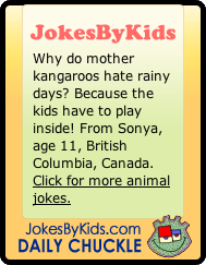 Jokes By Kids Daily Chuckle