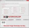 Barcode Image Generator for Mac