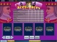 Europa Aces and Faces Video Poker Online