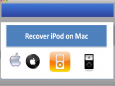 Recover iPod on Mac