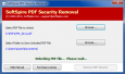 SoftSpire PDF Security Removal