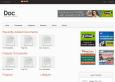 PDF  XLS  DOC  Sharing PHP Script