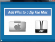 Add Files to a Zip File Mac