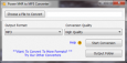 Power M4R to MP3 Converter